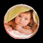 Glob foto rotund